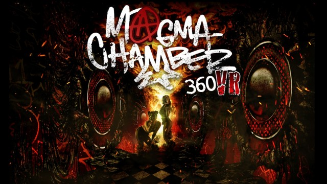 Magma Chamber 360 VR Video