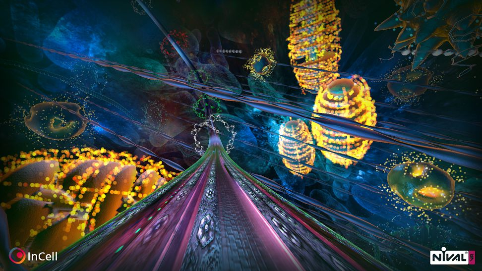 Incell VR Game