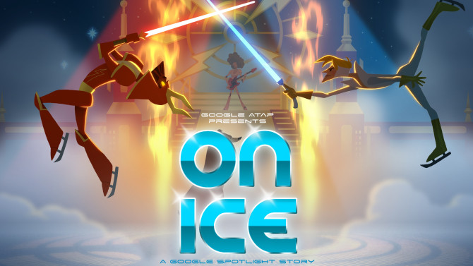 Google Spotlight Stories On Ice