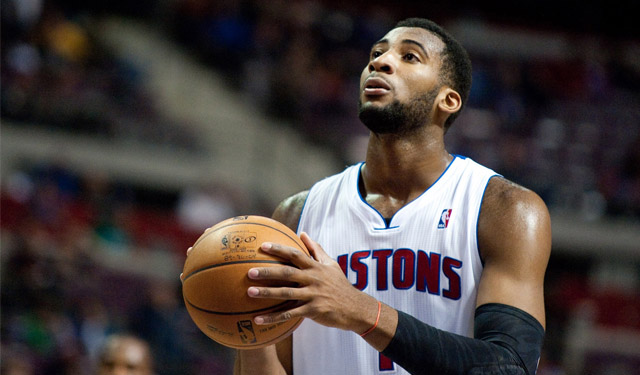Andre Drummond VR