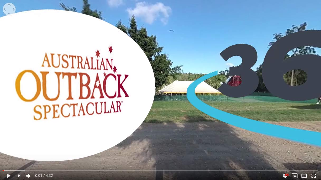 Outback Spectacular in 360